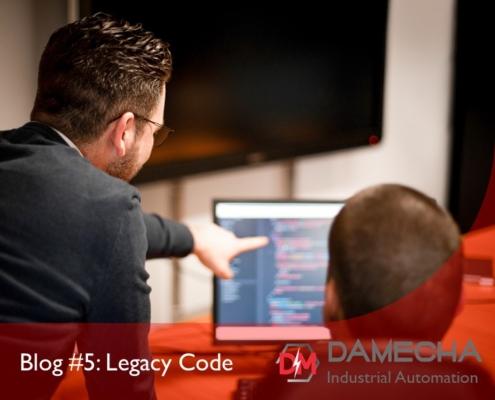 DaMecha-LegacyCode